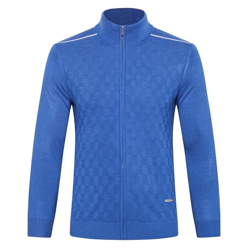 Billionaire Sweater wool Cardigan coat men's 2020 new fashion zipper high quality Comfortable big size M-4XL free shipping