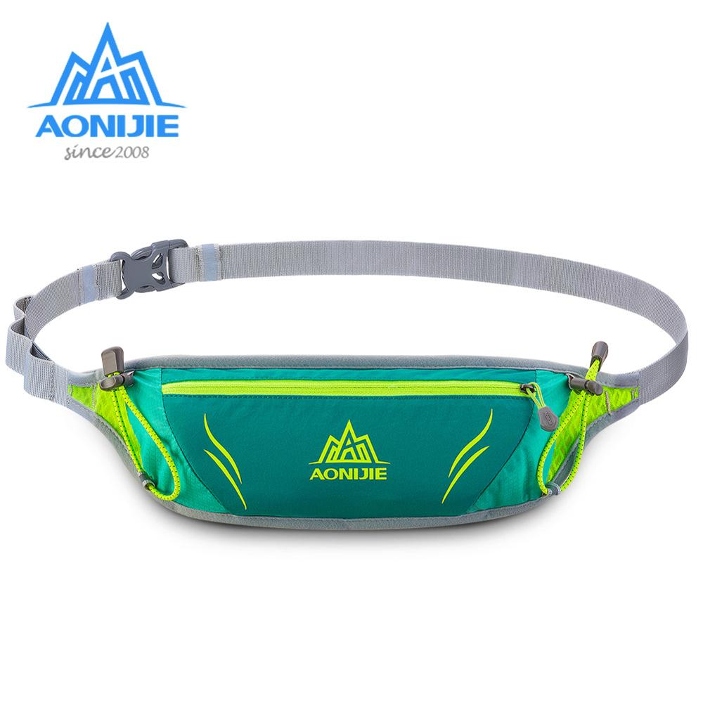 AONIJIE E915 Jogging Waist Bag Fanny Pack Travel Pocket Key Wallet Card Pouch Mobile Phone Holder Marathon Bag Running Belt