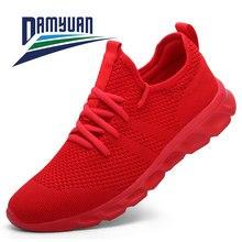 Кроссовки Damyuan мужские/женские повседневные, Спортивная модная обувь для влюбленных, размер 46, 47