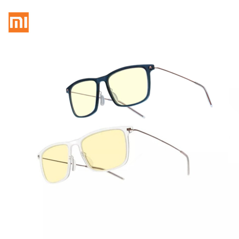 New Original Xiaomi Mijia Anti-blue Rays Goggles Pro Men Women Ultralight Anti-UV Glasses For Play Computer Phone Driving