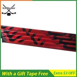 NEUE DAMPF Serie Ice Hockey Sticks 2X FlyLite 380g Licht Gewicht Carbn Faser Eis Hockey Sticks Mit ein Freies band Freies Verschiffen