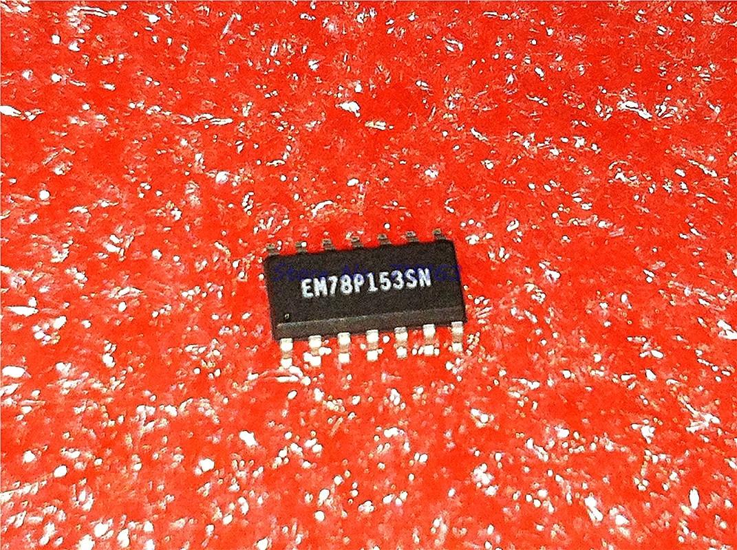 20pcs/lot EM78P153SNJ EM78P153 SOP-14