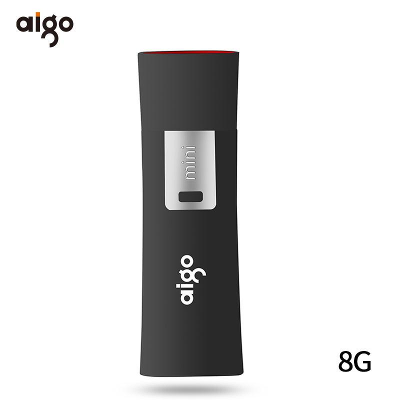 Aigo write protection usb flash drive anti-virus pen drive 8GB usb flash data lock usb memoria usb pendrive cle usb