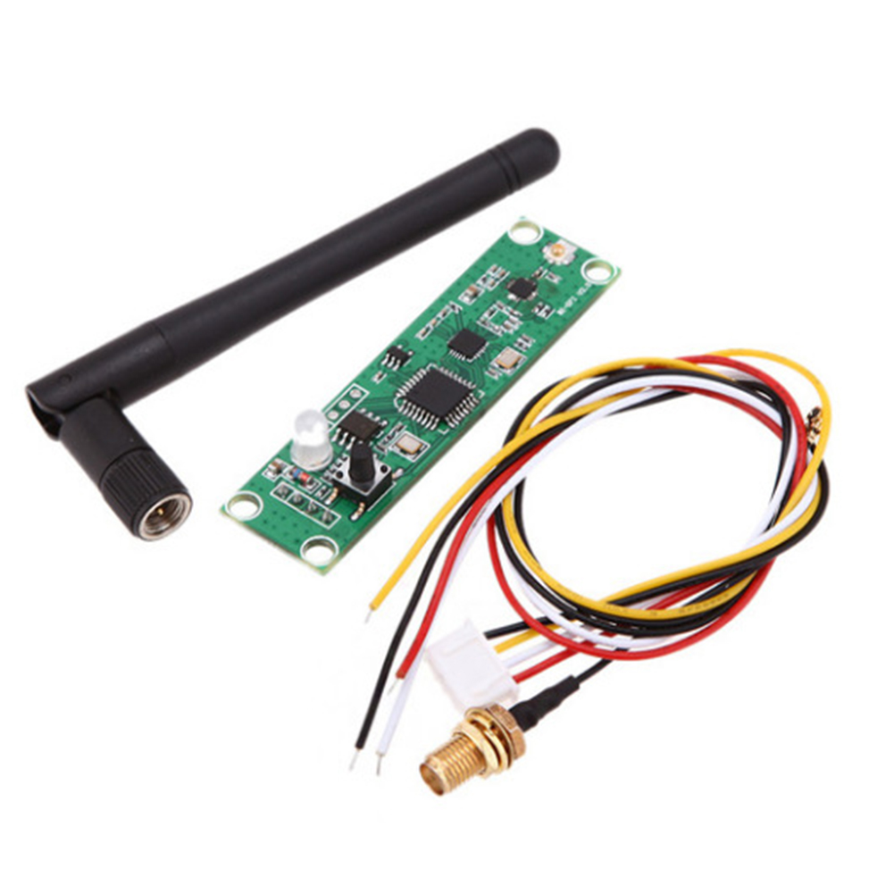 DMX512 Module Wireless Anti Jamming 126 Channels 2.4G LED Controller Transmitter Board Receiver PCB High Performance Mini