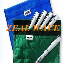 British Frio Insulin Cooling Bag W301 W304 W305 Water-cooled Cold Storage Insulation Low Temperature Bag Random Color 1pcs