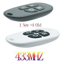 Fob Gate Door-Opener Garage Remote-Control Electric-Cloning Smart 433mhz Home Universal