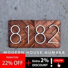 127mm Big House Number Huisnummer Hotel Home Door Number Outdoor Address Numbers for House Numeros Puerta de la casa hausnummer my very first book of numbers mi primer libro de numeros