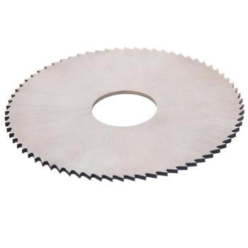 цена на Utoolmart 72 Teeth Circular Saw Blade Rotary 22mm Arbor 75/80mm HSS Blades 0.5~3.5mm Thickness Milling Cutter Metal Cutter 1pcs