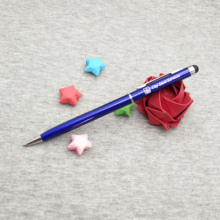 Diamond ballpoint pens Wholesale 30pcs lot  for iPhone ipad and so on Ball touch pen Capacitive screen HOT free shipping