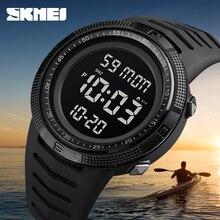 Sport Watch Men Digital Wrist Watch 50M Waterproof