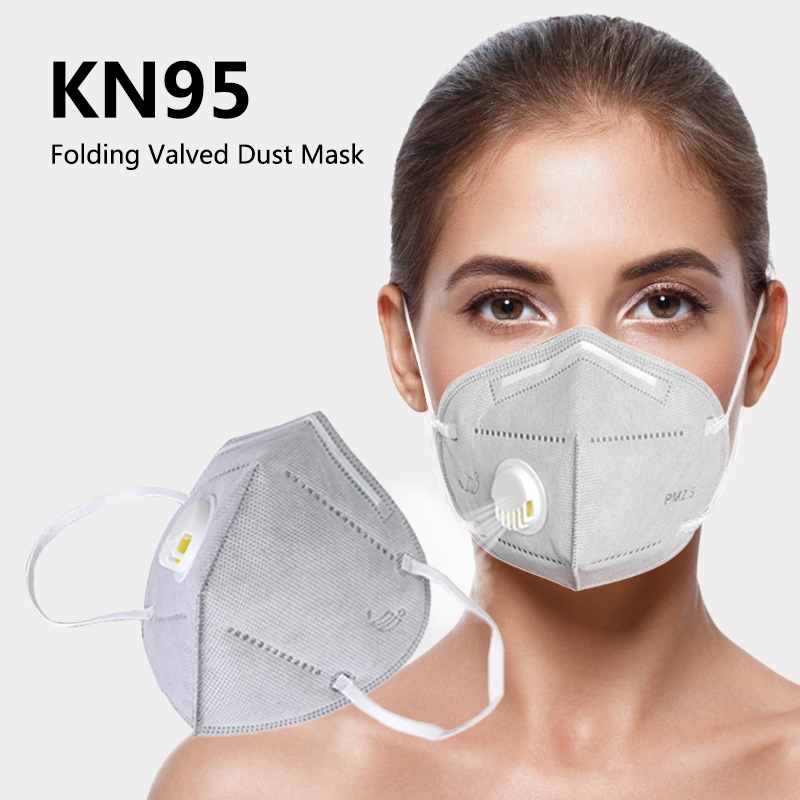 White Color Ship Within 48H! N95 Mask Prevent Flu Mouth Masks KN95 Safety As Kf94 Ffp2 Daily Protective Face Mask Facial Cover