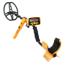 Gold Detector MD 6250 Updated Underground Metal Detector MD 6350 11  inch Detect Coil Depth 2.5 Meters Pinpointer as Gift