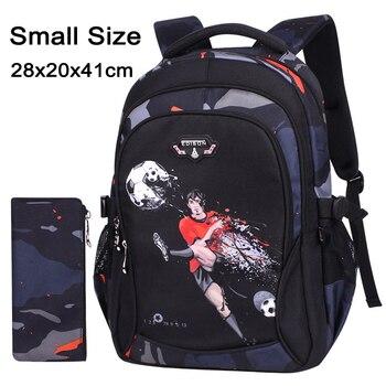 2020 New Children School Bags for Teenagers Boys Girls Big Capacity School Backpack Waterproof Kids Book Bag Travel Backpacks - Color H