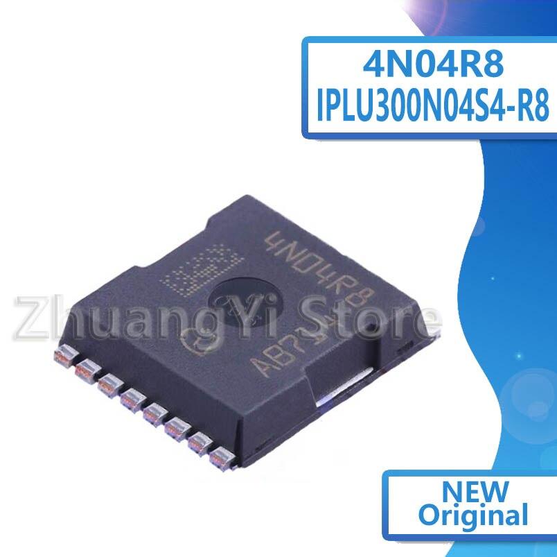 5 قطعة/الوحدة IPLU300N04S4-R8 4N04R8 الأسهم الجديدة PSOF-8 40V 300A