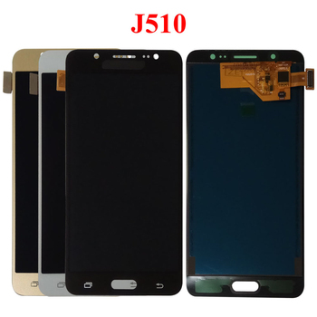 100% Tested OLED lcd For SAMSUNG Galaxy J5 2015 J500 J5 2016 J510 Lcd Display Screen Touch Screen Digitizer Assembly parts image