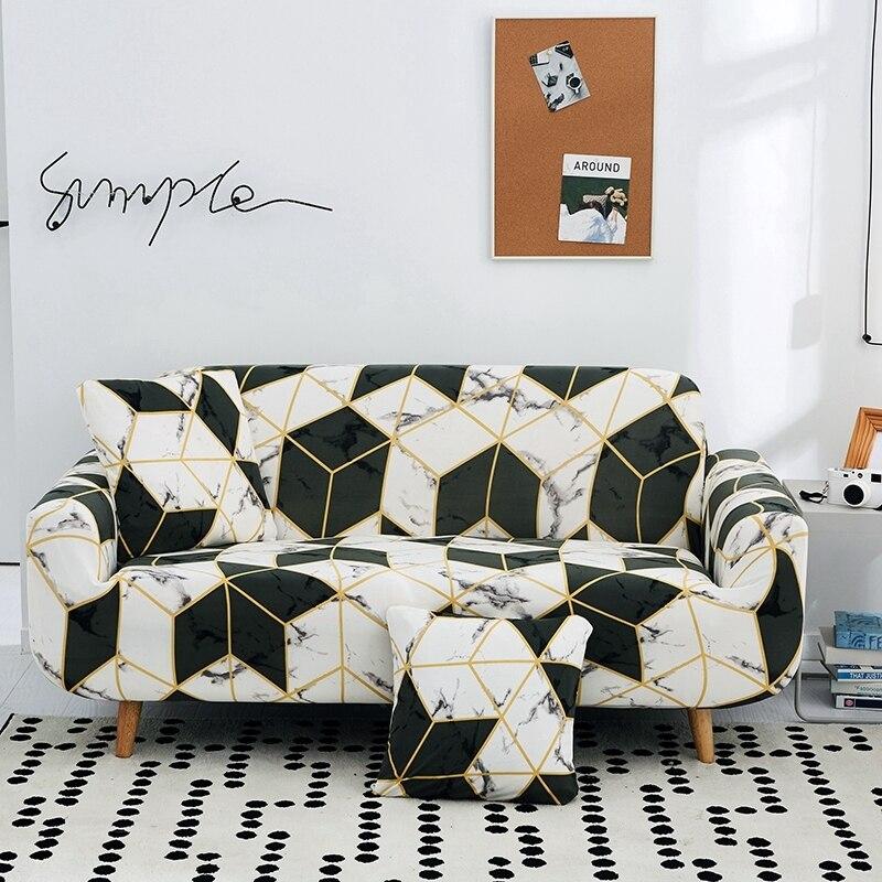 <font><b>Home</b></font> Printed Stretch <font><b>Sofa</b></font> <font><b>Slipcover</b></font> Piece Couch Living Soft