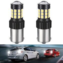 2 CANBUS Auto Lamp 1156 BA15S LED Bulb Car Reverse Light for Suzuki Swift Grand Vitara SX4 Alto Ertiga Escudo Samurai Jimny 2019