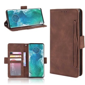 Leather Flip phone case for Mo