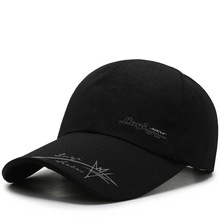 baseball cap New men's cotton winter embroidery casual outdo