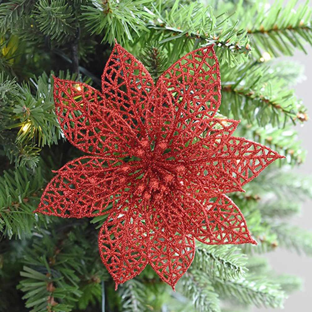 Cây Thông Giáng Sinh Mô Phỏng Hoa Quà Giáng Vật Trang Trí Cây Treo Trang Trí PVC Trang Trí Giáng Sinh Cho Gia Đình