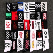 INS Style Men/Women Socks Europe and United States New Cotto