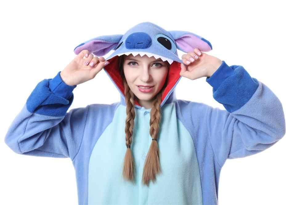 Hksng 大人ポケモンカビゴンキツネ猫 onesies 着ぐるみパジャマ動物の冬のフリース大人のハロウィーンパーティーパジャマステッチ衣装