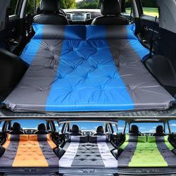 Samochód łóżko nadmuchiwane SUV samochód materac tylny rząd samochód podróży karimata Off-road materac dmuchany Camping Mat materac dmuchany Auto akcesoria