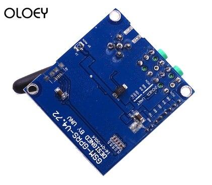 Módulo De Placa De Desarrollo SIM800 Camara De Control GSM GPRS MMS, SMS, STM32 Para UNO Excede La Placa De Desarrollo SIM900A U