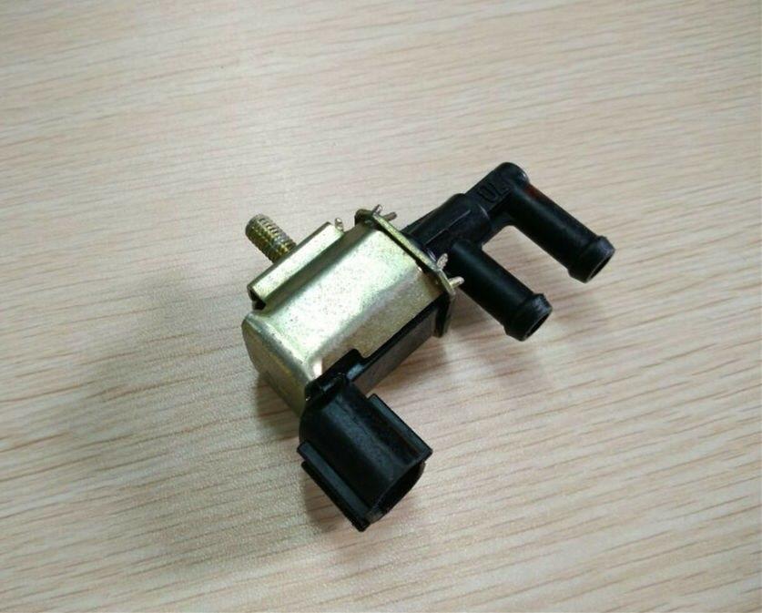 Mitsubishi Lancer Evolution X  OEM valve emission solenoid K5T48477