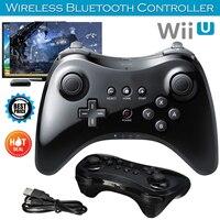 BEESCLOVER для Nintendo для wii U Pro Bluetooth беспроводной контроллер USB классический двойной аналоговый контроллер для wii U Pro геймпад d35