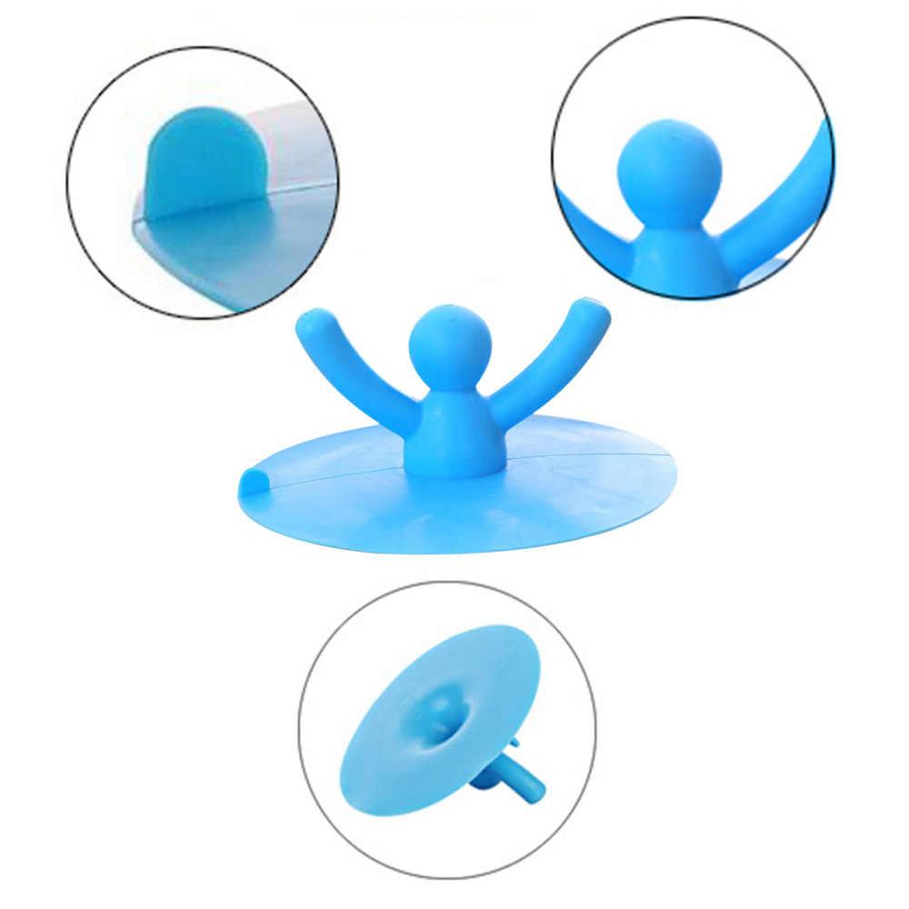 家庭の台所洗面所浴室のシャワー防水シリコーンシンクプラグ水シンク浴槽排水ストッパーツールホット販売