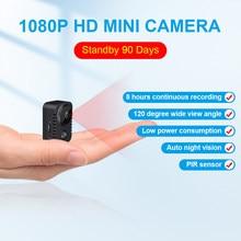 Mini Camera PIR Motion Detection Low Power Camera HD 1080P Sensor Night Vision Camcorder DVR Micro Sport DV Video small cam