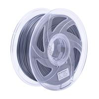 QIDI TECH High Quality  3D Printer Filaments PLA 1.75mm  silver colour 1kg