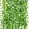36Pcs Artificial Plants of Vine False Flowers Ivy Hanging Garland for the Wedding Party Home Bar Garden Wall Decoratio