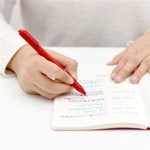 Image 3 - KACO قلم تسجيل 0.5 مللي متر Mijia ABS قلم بلاستيك الكتابة طول 400 متر للعمل والدراسة فرشاة ملونة كهدية للأطفال 12 ألوان