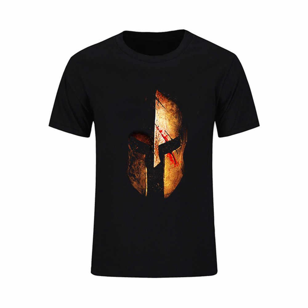 Molon Labe Spartan II männer T Shirts Anime Crossfit SWAG Rundhals Beliebte T-Shirt Große Pre-baumwolle Erwachsene t-shirt Spiel von Thron