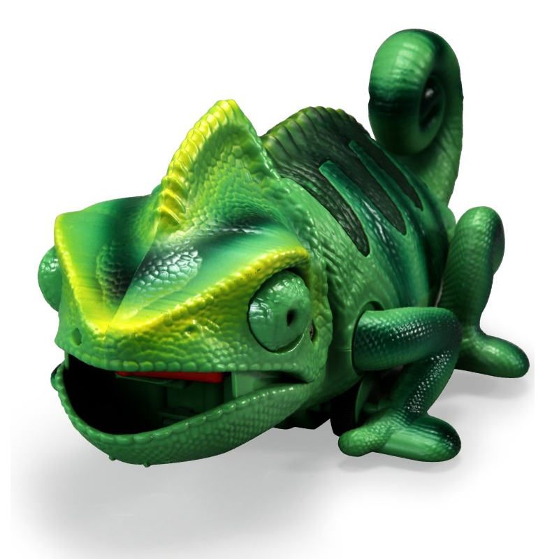 Robot Lizard Toy for Children Attractive Remote Control Animal Toys for Kids Toytykes Remote Control Chameleon Toy with Realistic Sound and Colorful Lights Color Changing Robo Chameleon Lizard