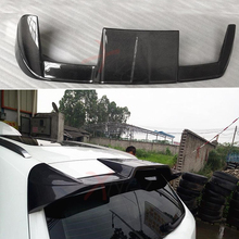 Carbon Fiber Spoiler For Audi Q5 SQ5 2013 2014 2015 2016 High Quality Brand New Rear Roof