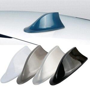 Upgraded Signal Universal Car Shark Fin Antenna Auto Roof FM/AM Radio Aerial Replacement for BMW/Honda/Toyota/Hyundai/Kia/etc(China)