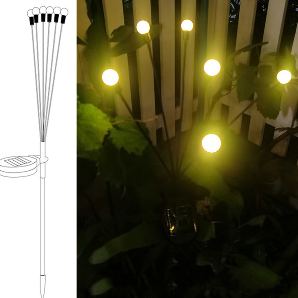 1pc solar powered luz a terra jardim solar 04