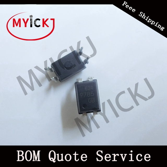 10 piezas P785GB Oficina equipos electrodomésticos IC CHIP DIP4