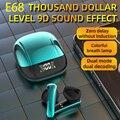 TWS-стереонаушники с поддержкой Bluetooth 5,0 и зарядным футляром на 300 мА · ч