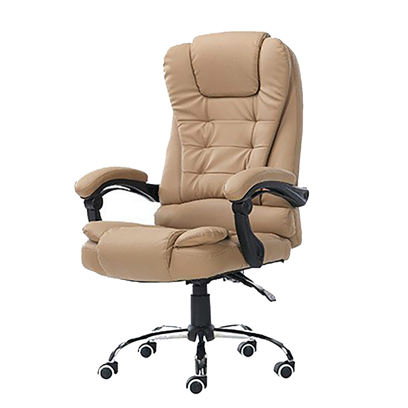 Luxury Quality Boss Silla Gamer Live Esports Office Chair Wheel Can Lie Synthetic Leather Massage With Footrest Household in Office Chairs from Furniture