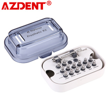 AZDENT Dental Implant Torque Wrench Screwdriver Kit  Dentistry Implant Repair Tools