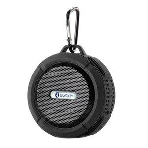 Image 5 - Altavoz C6 con Bluetooth, caja de sonido impermeable para exteriores, soporte de caja de sonido inalámbrico, tarjeta TF
