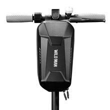 Сумка на голову для скутера, водонепроницаемая, для Xiaomi Mijia M365, Электрический скутер Ninebot ES1 ES2, зарядное устройство, сумка для бутылки