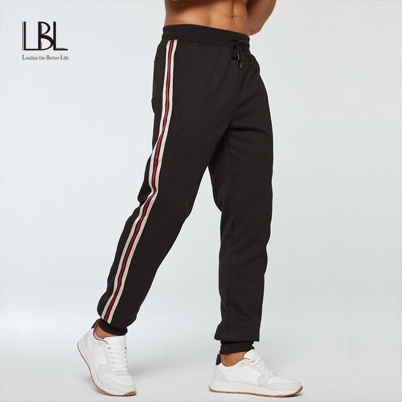 Spring Pants Men Drawstring Sweatpants 2020 Trousers Mens Fashion Joggers Pantalon Homme Harem Pants Man Fashion Long  Pants