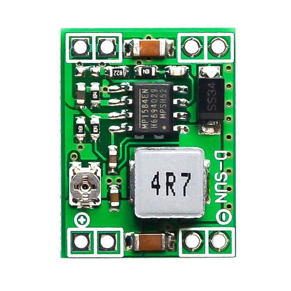 Mp1584En Dc-Dc Step-Down Power Module 3A Adjustable Buck Module Super Lm2596