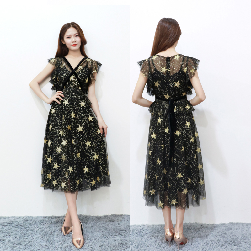 Elegant Dress For Wedding Party Woman Bridesmaid Dress Sequin Wedding Guest Ankle-Length Sleeveless Sexy Prom Club Party Vestido