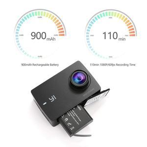Image 5 - كاميرا تصوير الحركة من YI Discovery بدقة 4K 20fps كاميرا رياضية بدقة 8 ميجابكسل 16ميجابكسل مع شاشة لمس مدمجة بتقنية wi fi بزاوية واسعة للغاية 2.0 درجة